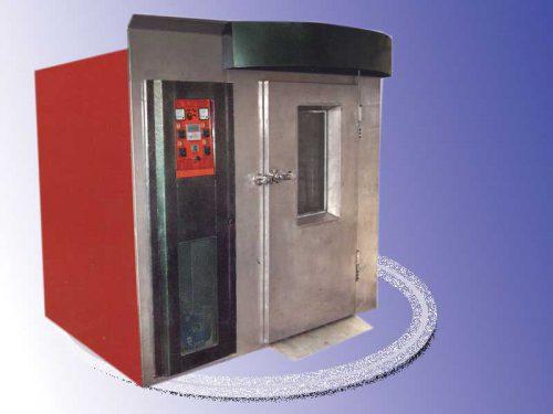 دستگاه فر نیمه صنعتی 4 دیس