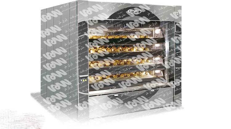 دستگاه طبقاتی نان فانتزی