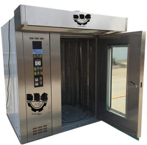 دستگاه فر قنادی نیمه صنعتی