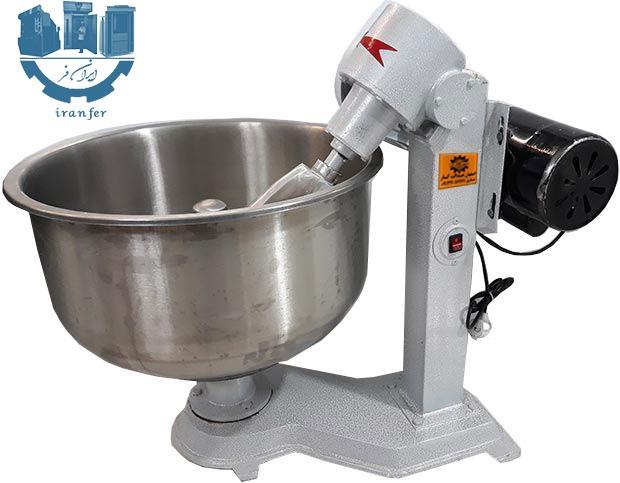 تولیدکننده دستگاه تجهیزات جانبی شیرینی پزی و پخت نان