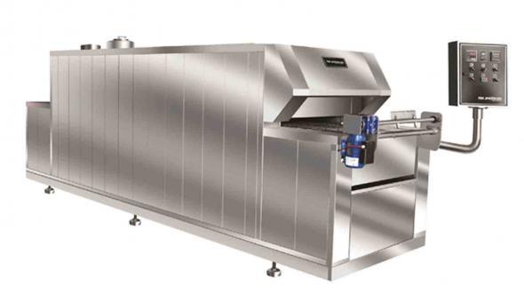 سازنده دستگاه تونلی پخت نان سنگک ۶٫۵ متری